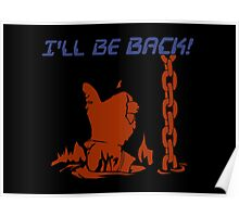 Quotes and quips - I'll be back Poster