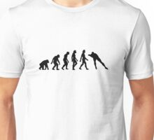 The Evolution of Skating Unisex T-Shirt