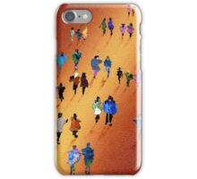 Evening Stroll by Neil McBride iPhone Case/Skin