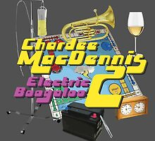 Chardee MacDennis 2: Electric Boogaloo (ALWAYS SUNNY) by baridesign