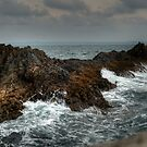 Mevagissey Storm by Photoplex