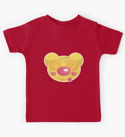 Crinkled Bear Kids Tee