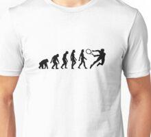 The Evolution of Tennis Unisex T-Shirt