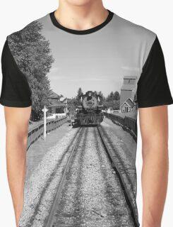 Steam engine Graphic T-Shirt