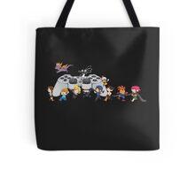 Playstation Heroes Tote Bag