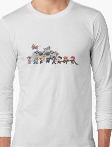 Playstation Heroes Long Sleeve T-Shirt