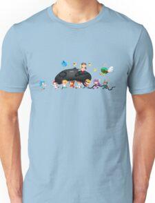 Megadrive Heroes Unisex T-Shirt