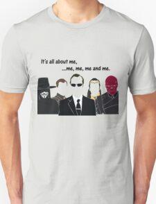 Movies - me, me, me, me and me T-Shirt