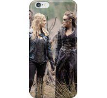 The 100 - Clexa (2x15) iPhone Case/Skin