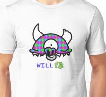 Argyle Record Head Unisex T-Shirt
