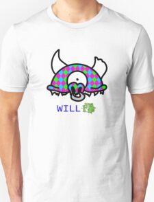 Argyle Record Head T-Shirt