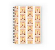 Animaniacs Mindy Okay lady I love you Bye Bye Spiral Notebook
