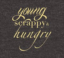 Young Scrappy & Hungry Women's Relaxed Fit T-Shirt
