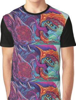 Hyberbeast Graphic T-Shirt