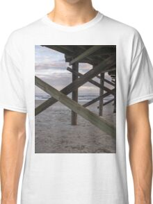 Sunset framing Classic T-Shirt