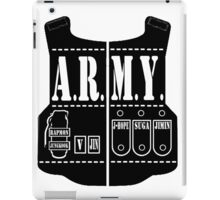 BTS Army Names iPad Case/Skin