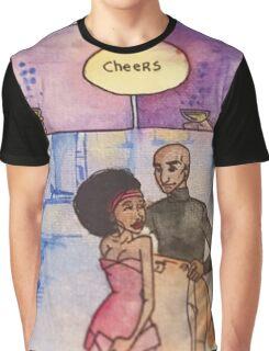 Cheers Graphic T-Shirt