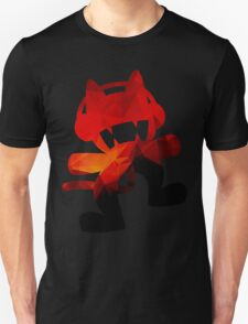 Polygon Fire Unisex T-Shirt
