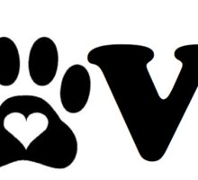 Love Dogs Sticker