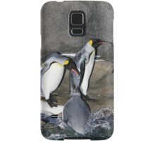 Penguin Splash Samsung Galaxy Case/Skin