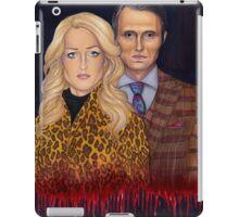 Hannibal & Bedelia iPad Case/Skin