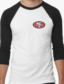 49ers Men's Baseball ¾ T-Shirt