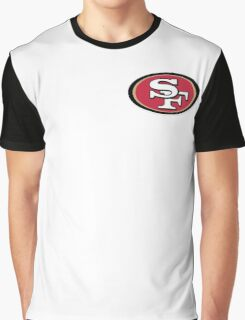 49ers Graphic T-Shirt
