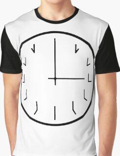 you're ticking me off redundant clock Graphic T-Shirt