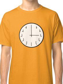 you're ticking me off redundant clock Classic T-Shirt
