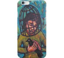 """""""Cage"""" iPhone Case/Skin"""