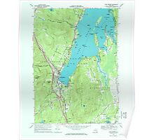 New York NY Lake George 130045 1966 24000 Poster