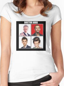 Let it Be (Doctor Who) Women's Fitted Scoop T-Shirt
