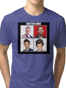 Let it Be (Doctor Who) Tri-blend T-Shirt