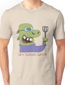 The Hash Slinging Slasher Unisex T-Shirt