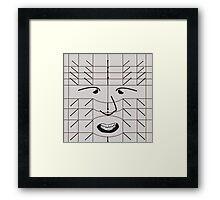 Pinhead - Hellraiser Framed Print