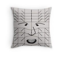 Pinhead - Hellraiser Throw Pillow