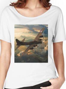 Sunset Sally Women's Relaxed Fit T-Shirt