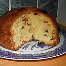 Delicious Panettone - Italian Christmas Cake by BlueMoonRose