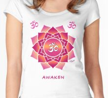 Awaken Women's Fitted Scoop T-Shirt