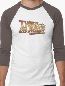 There and Back Again - A Hobbit's Tale Men's Baseball ¾ T-Shirt