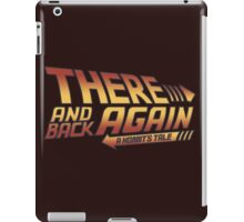 There and Back Again - A Hobbit's Tale iPad Case/Skin