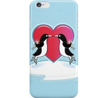 Love Penguins iPhone Case/Skin