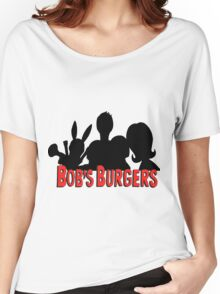 The Belcher Family // Bobs Burgers Women's Relaxed Fit T-Shirt