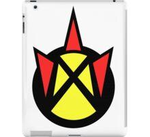 X-ALPHA iPad Case/Skin