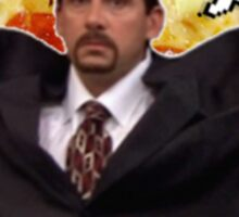 Michael Klump is Beautiful Sticker