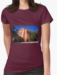 Santa Fe - Adobe Church T-Shirt