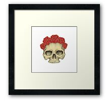 Charm of Existence Framed Print