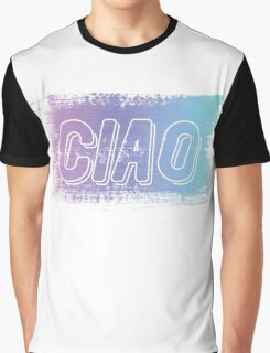 Ciao Graphic T-Shirt