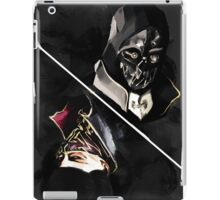 Dishonored tarot iPad Case/Skin