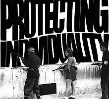 Protecting Individuality  by SawyerBrooke